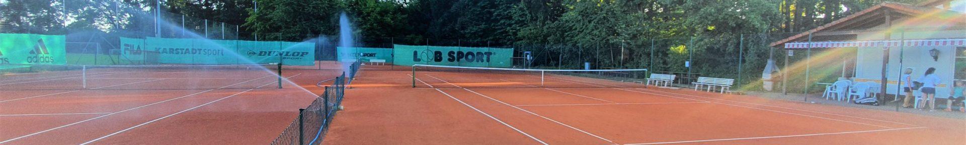 Tennis am ASV Möhrendorf